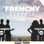 Recherche de Streamer et Youtuber